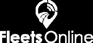 fleets online logo wit